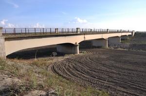 Ponte della SP 60 sul torrente Carapelle