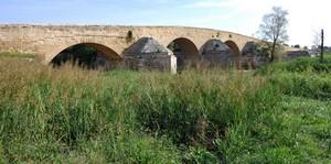 Ponte romano sull'Ofanto