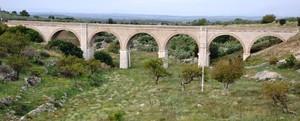 Ponte della ferrovia Barletta-Spinazzola