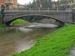 Ponte sul fiume Soligo
