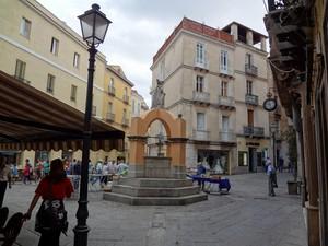 Mercatino in piazza