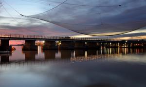 Il ponte sotto la bilancia
