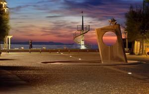 La piazza, l'amore, la Corsica…