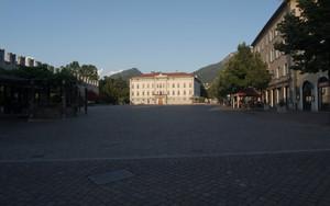 Trento: piazza di Fiera