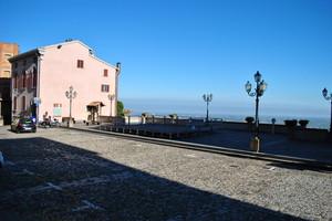 La Piazza, un balcone naturale sulla Romagna