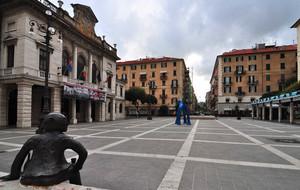 Piazza Sisto IV o del Municipio