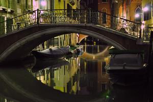 Venezia effetto notte