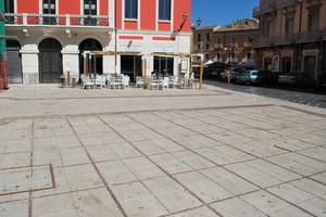 Campobasso piazza della Prefettura