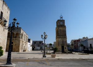 Piazza Messapica