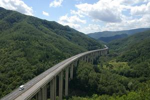 Viadotto Tevere 4′