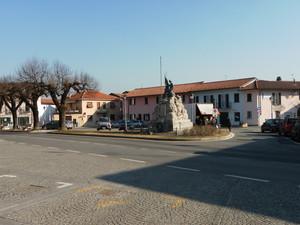 piazza Libertà di Ternate