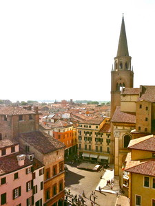 Piazza Andrea Mantegna