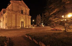Piazza centrale del Paese