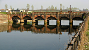 Riflessi sul canale
