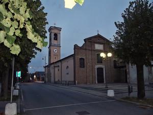 Chiesa in Piazza Borromeo