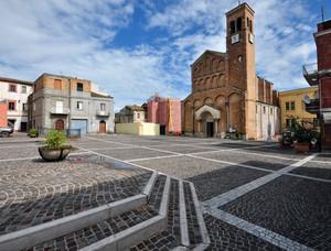 Piazza San Vitale incantevole piazza