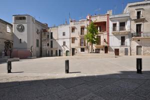 orologione in piazza Colamussi