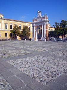 Rombi in piazza