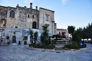 Piazza Marchese Domenico De Vera d'Aragona