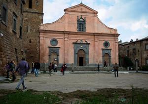 Piazza di Civita di Bagnoregio
