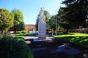 I giardini di piazza Marconi