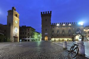 Alcuni simboli di Ferrara