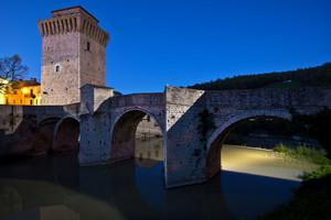 Fermignano Night Ponte