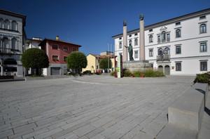 Cividale – Piazza Foro Giulio Cesare
