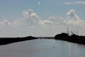 Ponte in laguna