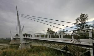 Ponte sul Secchia