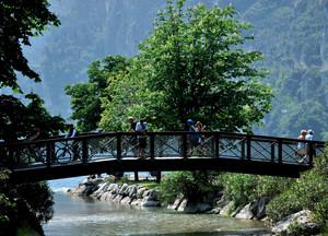 ponte sul lungolago