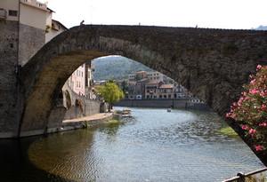Prospettiva di un ponte