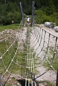 Parco di Braies-La Ragnatela