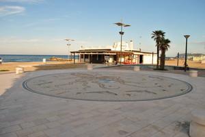 Mosaico nel Piazzale