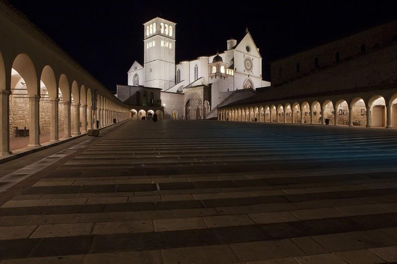 ''Una piazza in pace – Assisi Inferiore'' - Assisi