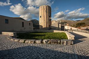 Piazzetta della Torre Circolare