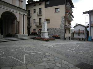 piazza di Valtournenche