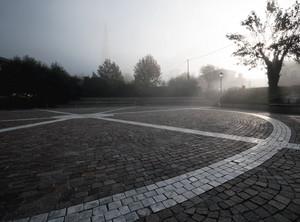 In giro con la nebbia