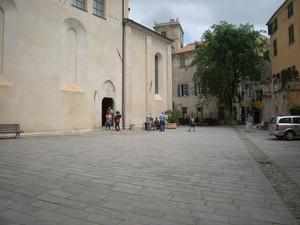 Finale, Piazza Santa Caterina
