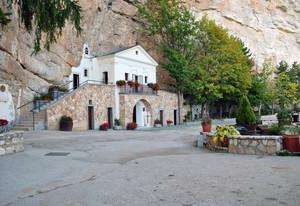 Piazzale del Santuario SS. Trinità