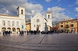 Piazza S.Benedetto di Norcia