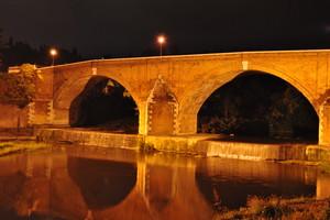 Il Ponte Vecchio by night