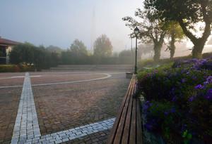 Quando si alza la nebbia…