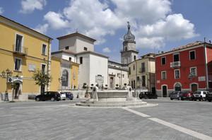 Piazza Nerazio Prisco