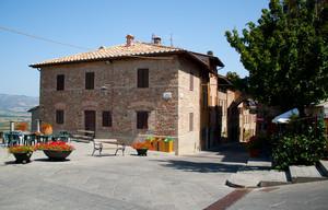 Piazza Scipione Scipioni