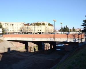 Ponte sul canale di Lainate