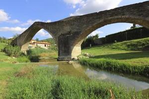 Antico ponte di Modigliana