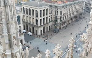 piazza Duomo dall' alto