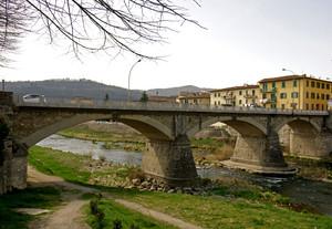 ..a Pontassieve non c'e' solo il ponte Mediceo..