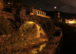 Sotto il ponte di Ripalta